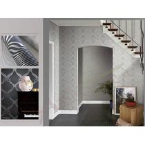 Tapiz Decorativo Uptown Textura Relieve Ybrillo 100% Lavable