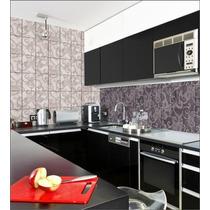 Tapiz decorativo para muro especial para cocina 100 avable - Papeles decorativos para cocinas ...