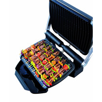 Genial Parrilla Eléctrica Portátil T-fal Gc702d53 1800 Watts