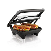 Parrillas Hamilton Beach 25460a Panini Press Gourmet Sandwic