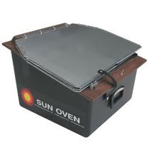 Parrilla Portatil Solar Horno Camping Acampar Hm4