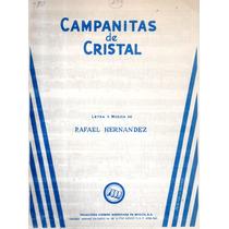 Campanitas De Cristal Rafael Hernandez