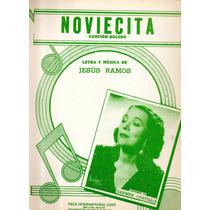 Noviecita Jesús Ramos Canción-bolero