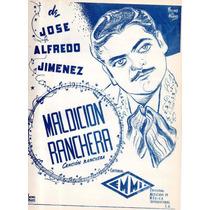 Maldición Ranchera Jose Alfredo Jimenez