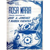 Rosa María Jose A. Jimenez Y Ruben Fuentes