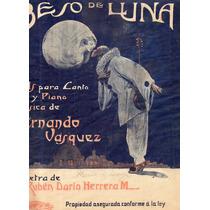 Beso De Luna Fernando Vásquez