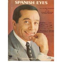 Spanish Eyes Bert Kaempfert, Charles Singleton,