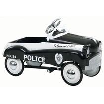 Carrito Pedales Policia Tipo Antiguo Y Otros Modelos