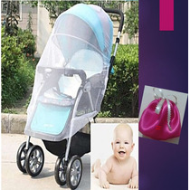 Tela Protectora Para Carriola Carrito De Bebe Antimosquitos