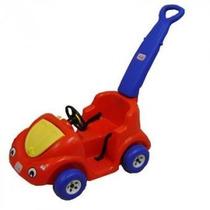 Carro Montable Minicar Para Bebe Rosa O Rojo Nuevo