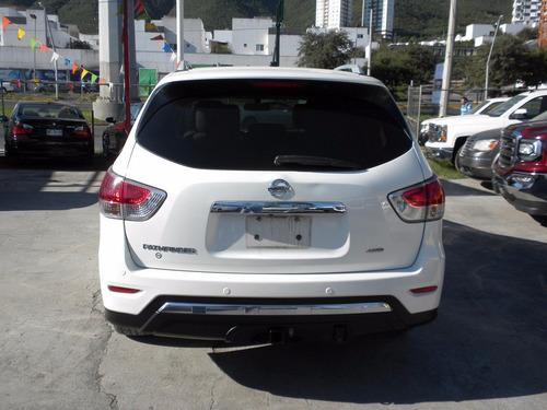 Pathfinder Exclusive 2014 Blanco