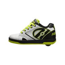 Heelys Propel 2. Zapatos Tenis Con Ruedas P/ Niños Y Adultos
