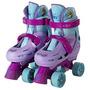 Disney Congelado Niños Rollerskate Tamaño 1-4