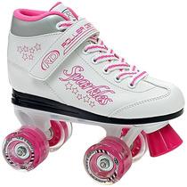 Patines P/ Niña Roller Derby Sparkle Girl