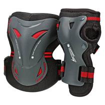 Tb Rodilleras Bone Shieldz Tarmac Combo Pack Protective Pad