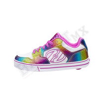 Heelys Motion Plus. Zapatos Tenis Con Ruedas Para Niñas