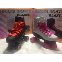 Patines Clasicos Roller Skate 4 Ruedas Patinaje Artistico