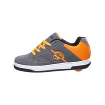 Heelys Split 2. Zapatos Tenis Con Ruedas Para Niños