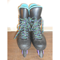 Patines Linea Roller Derby Talla Usa 9 Largo Pie 26 Cm. # 08