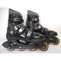 Patines Linea Roller Derby Bx7000 14usa 30.5cm B688