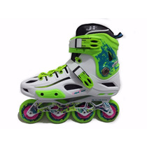 Patines Free Skate Road Show Rx4 Profesionales Dhl Express