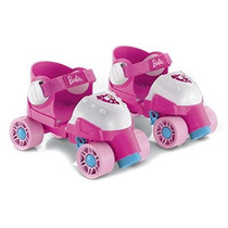Fisher-price Barbie Grow A Pro 1-2-3 Patines Sobre Ruedas