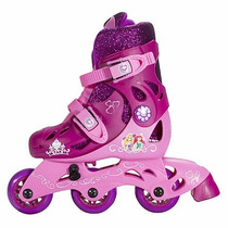 Patines Disney Princesas Originales Niñas 3 A 6 Años