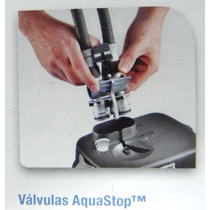 Valvula Aqua-stop P/fluval 105, 205, 305, 405
