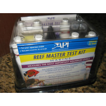 Api Reef Master Test Kit - Acuario Arrecife