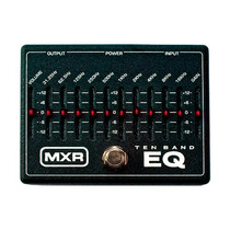 Pedal Efecto Dunlop Mxr Ten Ban Eq M108