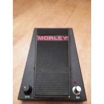 Morley Pro Series Wah Guitarra Electrica Bos Fender Cry Baby