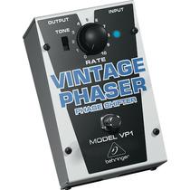 Vintage Phaser Behringer Vp1 Guitarra Shifter Pedal Efecto