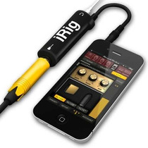 Amplitube Irig Para Ipad Iphone Ipod Conecta Tu Guitarra