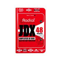 Caja Directa Activa Jdx Reactor Radial Engineering