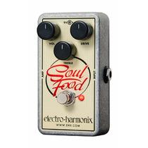 Pedales Para Guitarra Electro-harmonix Soul Food