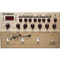 Pedalera Yamaha Nueva Para Guitarra Electroacustica Agstomp