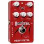 Pedal De Distorsión Guitarra Heavy Metal Red Devil