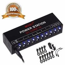 Power Supply 10 Pedales Guitarra Al Voodoo Lab