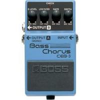 Pedal Efectos Boss Chorus Bass Chorus Ceb-3