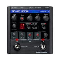 Procesador Tc Electronic Modelo Voicetone Create Xt