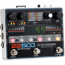 Electro-harmonix 22500 Pedal Dual Looper Stereo