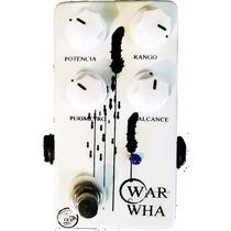 Pedal War Wha (auto Wha)