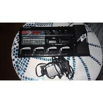 Pedalera Fx Digitech Bp-8 Para Bajo Electrico U.s.a Original