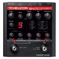 Procesador De Efectos Vocals Tchelicon Harmony G Envíogratis