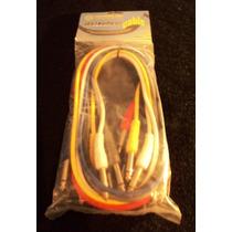 Juego De 6 Cables Para Pedales Parcheo
