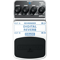 Behringer Dr600 Pedal Digital Reverb