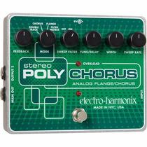 Electro-harmonix Polychorus Pedal