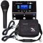 Tc Helicon Play Pedal De Efectos + Microfono Audix Om2