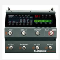 Procesador Tc Electronic Nova System Para Voz O Guitarra