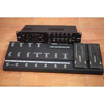 Bass Pod® Xt Pro Procesador Pedalera Para Bajo
